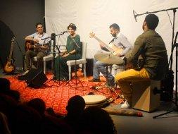 Hamza Zeramdini - Neeqat @ l'Agora