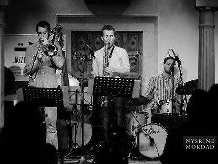 The Tom Green Quintet    (Jazz Day Festival)
