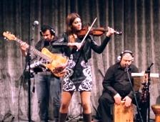Live Session w/ Yasmine Azaiez