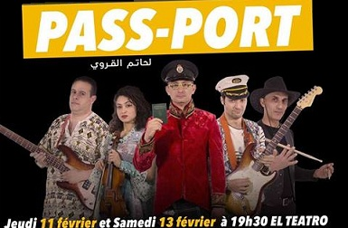 Pass-Port de Hatem Karoui